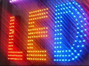 LED的应用和优势