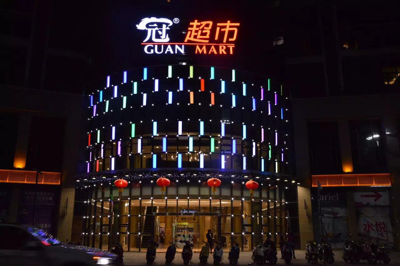 南宁龙光水悦龙湾商业街新万博manbetx电子游戏工程